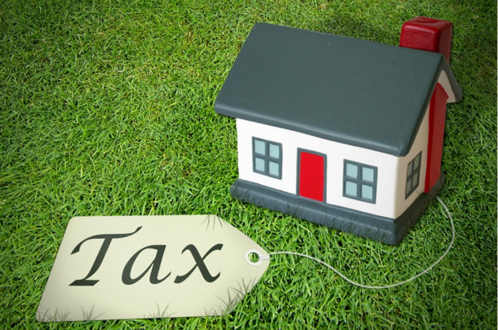 Home Sale Tax